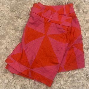 Ann Taylor Loft the Riviera Short Medium Shorts 8